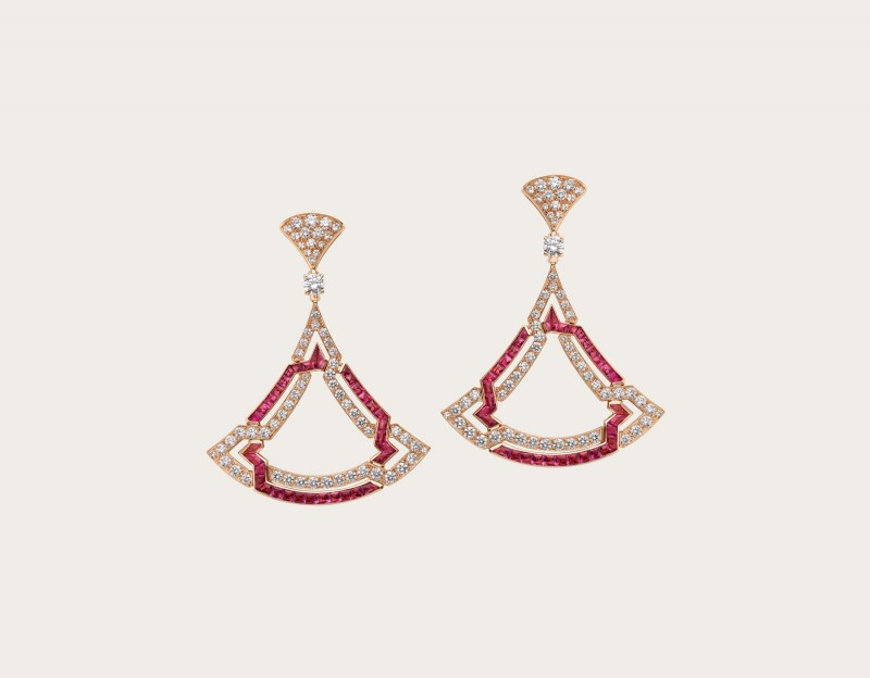 Bvlgari Earrings Divas Dream