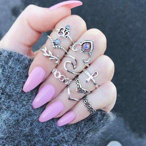 Harmony Boho Fashion Rings
