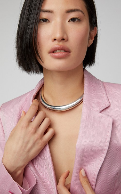 Sophie Buhai Dream Sterling Silver Collar Necklace