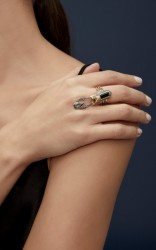 Daniela Villegas One-Of-A-Kind Caelus Ring