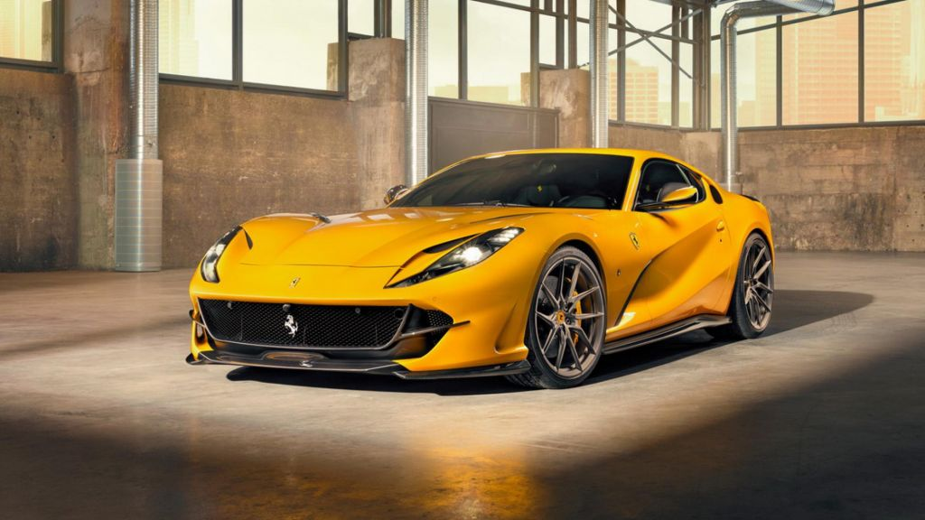 Is This Novitec Ferrari 812 Better Than The Original?